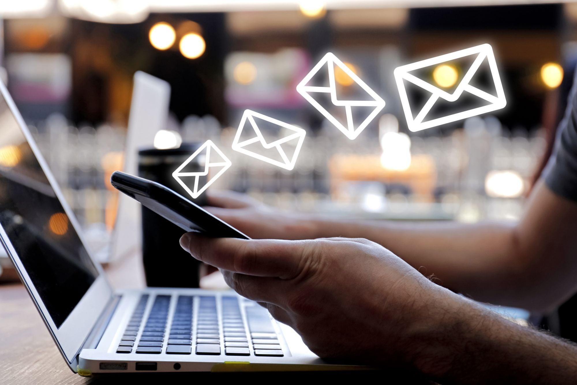 làm affiliate thông qua email marketing